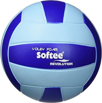 Softee Equipment 0001745 Balón Revolución, Azul, S: Amazon.es ...