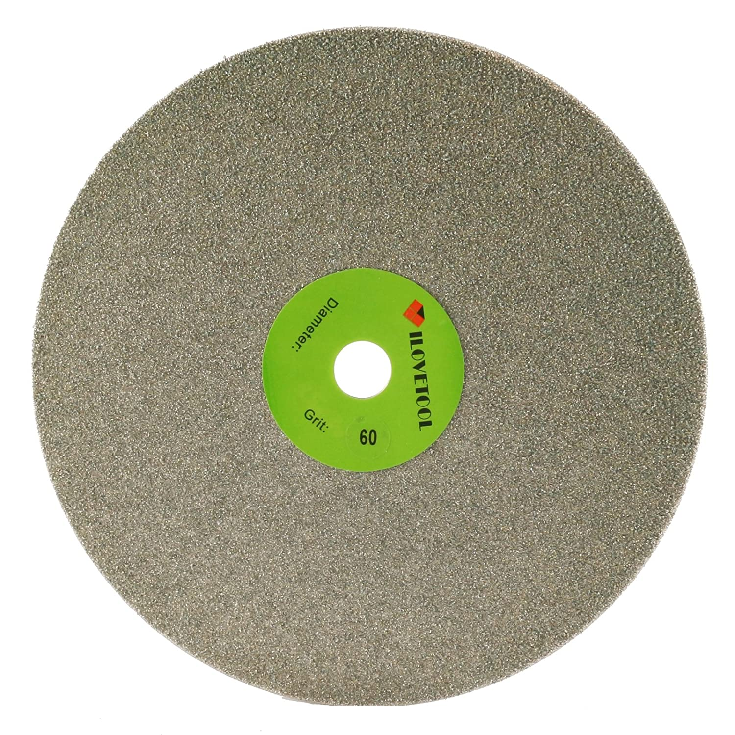 16 inch Diamond Grinding Disc Abrasive Wheels 180 Grit Lapidary Tools Stone