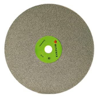 8 inch Diamond Grinding Disc 240 Grit No Hole Abrasive Wheels Lapidary