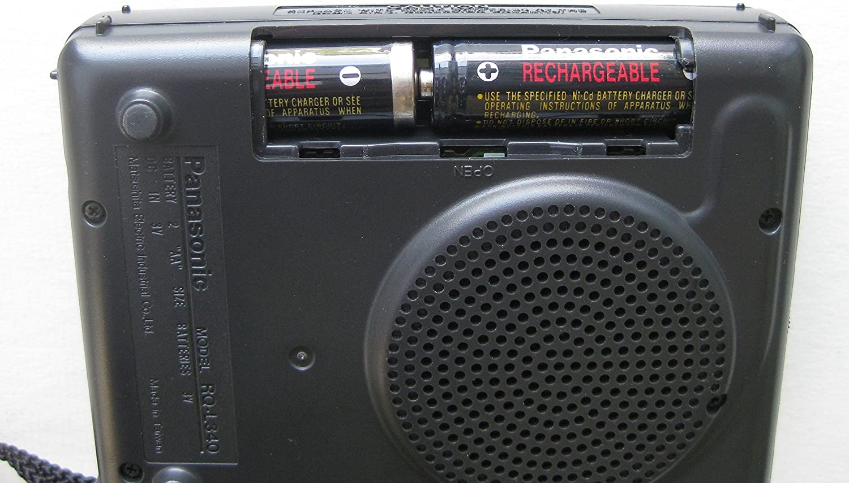 Panasonic Cassette Recorder RQ-L340 Microcassette Recorders ...