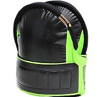 TROXELL USA - Super Soft Large Hi-Viz Fluorescent Green Knee Pads