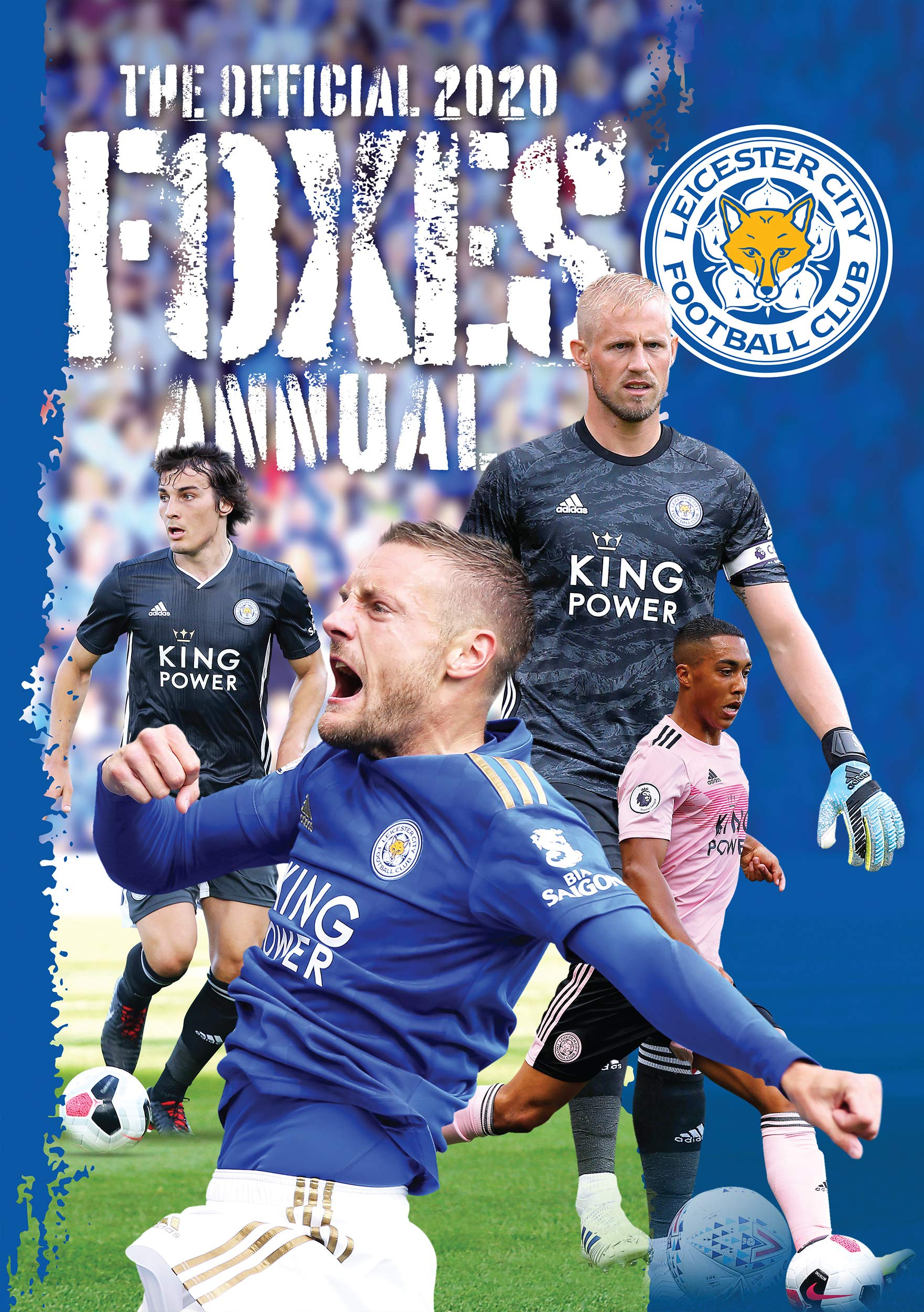 The Official Leicester City Fc Annual 2020 Amazon Co Uk Twocan 9781911502746 Books
