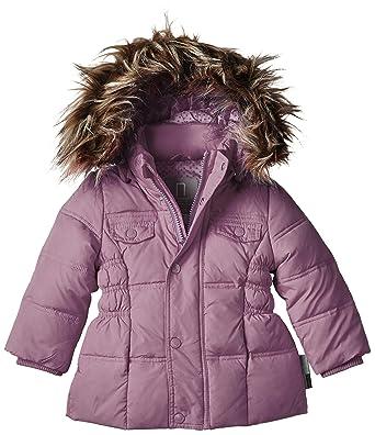 0d8492ad77f5 Name It Girl s Jacket - Purple - 18-24 Months  Amazon.co.uk  Clothing