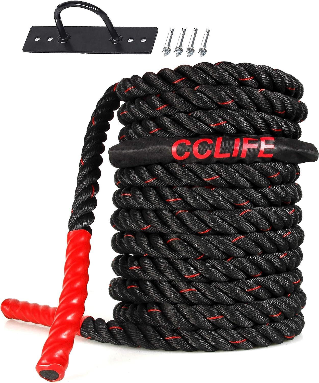 cclife battle ropes bei amazon kaufen