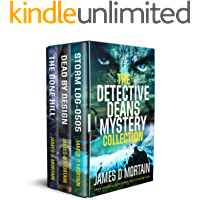 The Detective Deans Mystery Collection: Books 1 - 3: Utterly absorbing crime thrillers full of stunning twists
