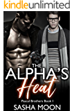 The Alpha's Heat: M/M MPREG (Pascal Brothers Book One)