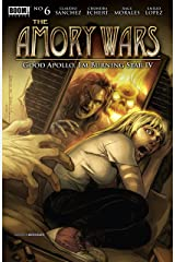 The Amory Wars: Good Apollo, I'm Burning Star IV #6 (of 12) Kindle Edition