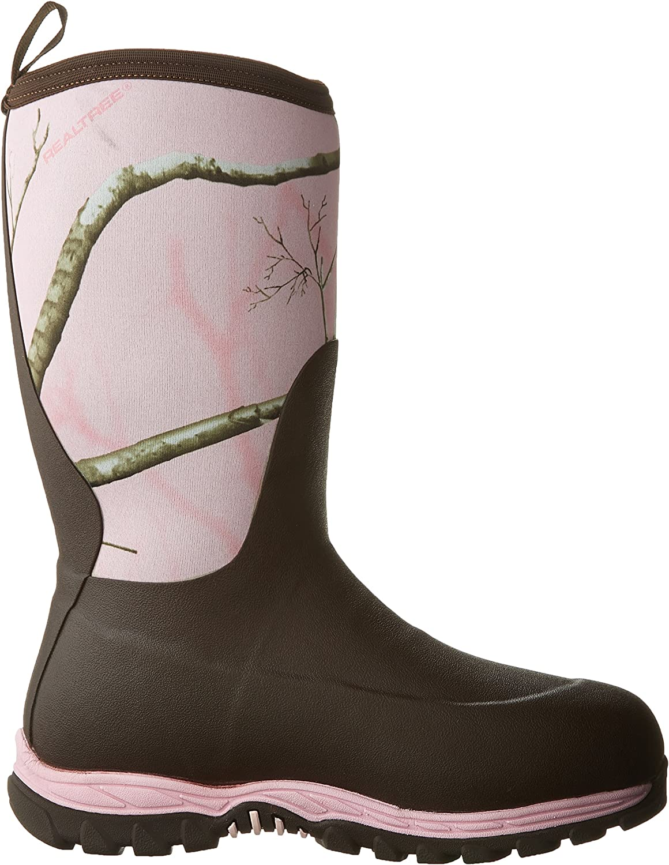 Muck Boots Rugged Ll Rubber Kids Snow Boot