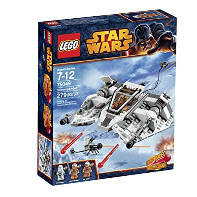 LEGO Star Wars 75049 Snowspeeder Building Toy (Discontinued by manufacturer): Toys & Games