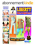 Liberty Blouse and Dresses: Theory Book (English Edition)