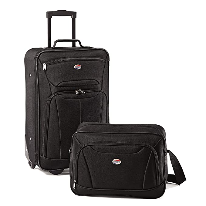 Amazon.com: American Tourister Equipaje fieldbrook II 2 ...