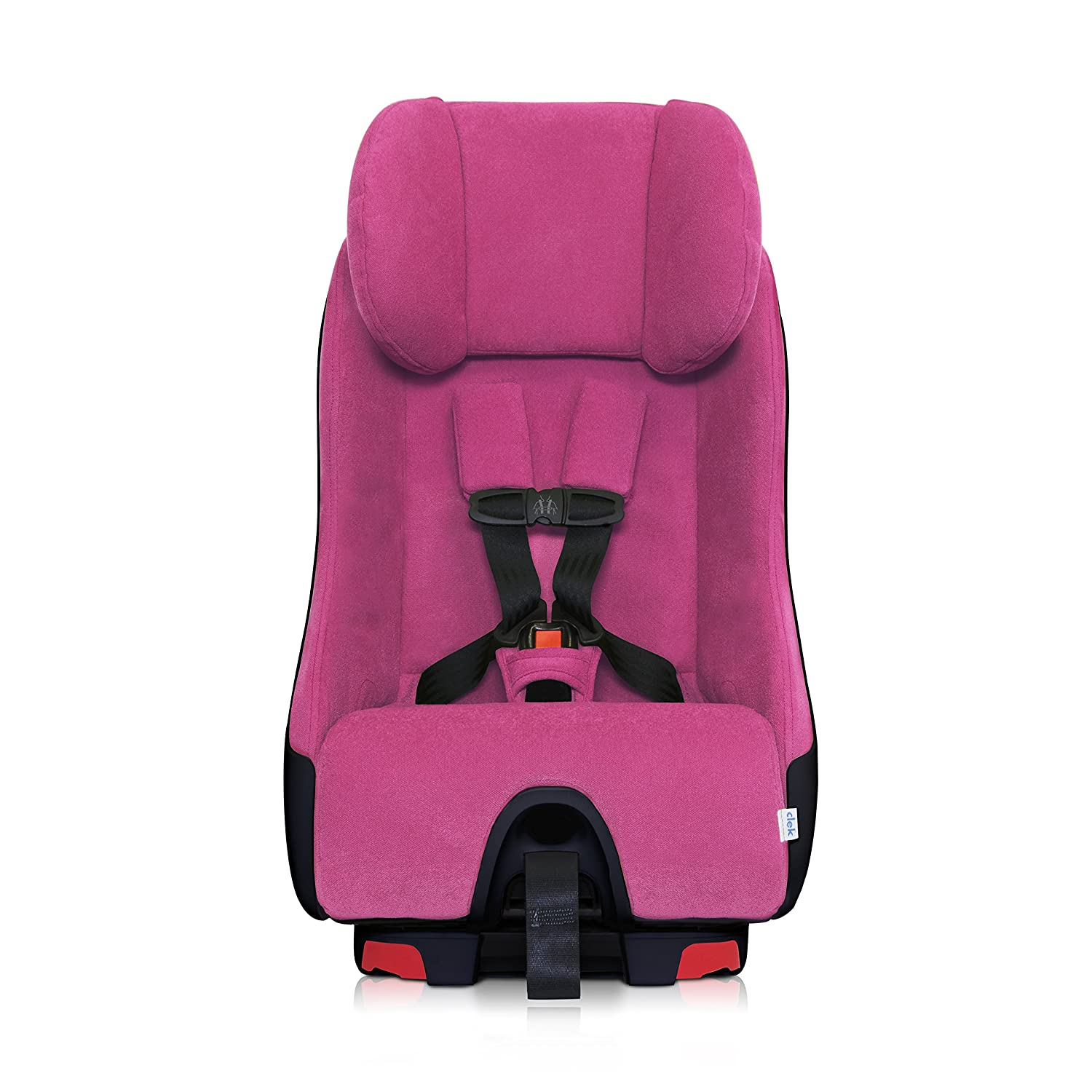 Flamingo 2018 Clek Foonf Rigid Latch Convertible Baby and Toddler Car Seat Rear and Forward Facing with Anti Rebound Bar