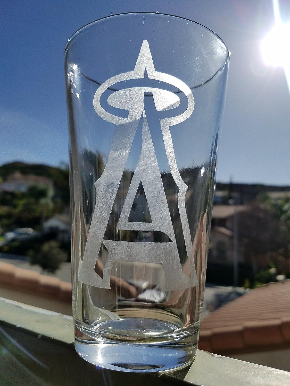 Angels California Baseball So Cal Pint Glass 16 Oz. Beer Cup