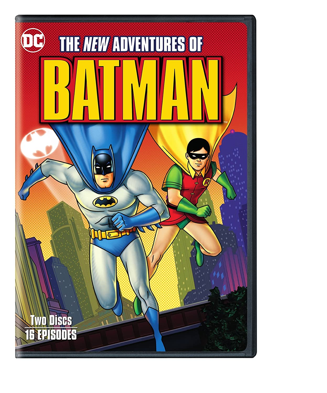 New Adventures Of Batman Edizione: Stati Uniti Italia DVD ...