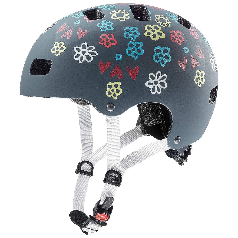 Casco de Bicicleta Ni/ños Uvex Kid 3 CC Gris 2019