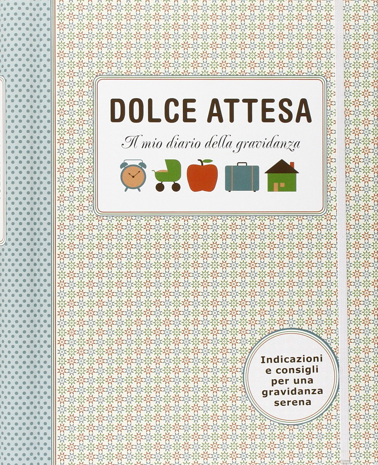 Famoso Dolce attesa. Il mio diario della gravidanza: Amazon.it: Libri NP25