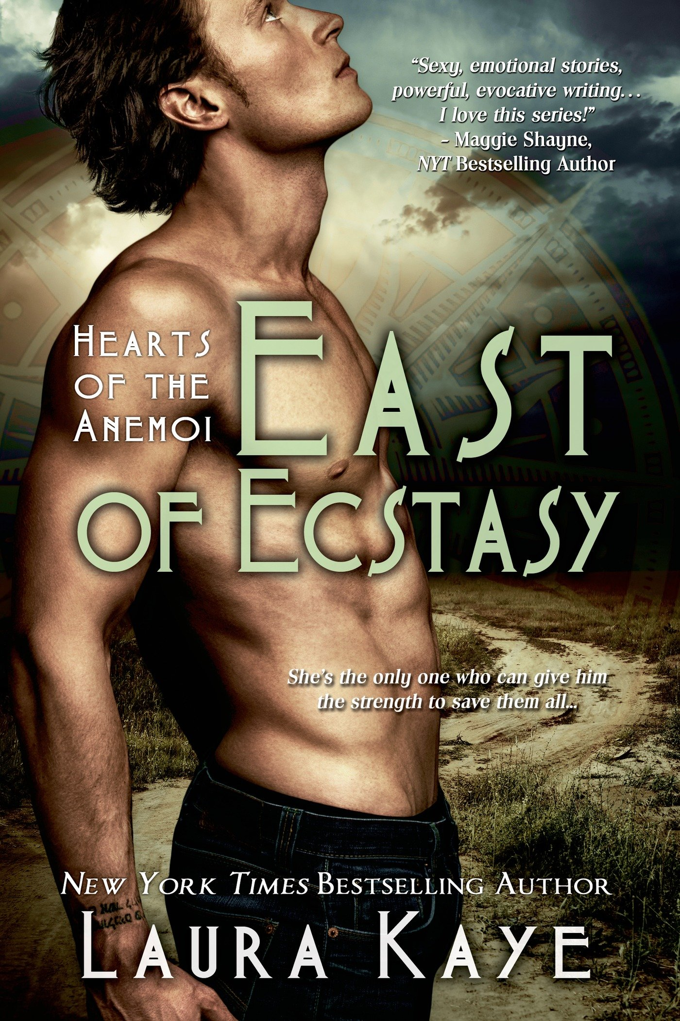 Read Online East of Ecstasy (Hearts of the Anemoi) pdf