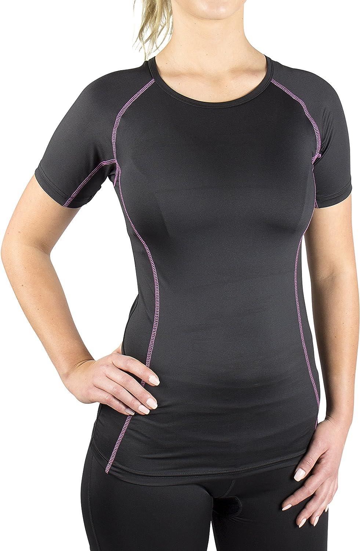Gregster Womens Round Neck Sport T-shirt