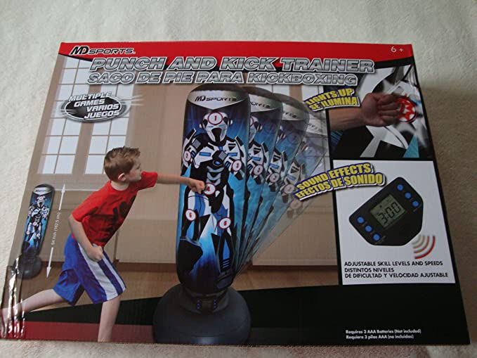 Amazon com : MD Sports Punch And Kick Trainer : Sports