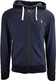 d08275e49d84f3 Ralph Lauren Herren Sweatjacke Hoodie Kapuzen Pullover Schwarz Navy Grau S  M L XL