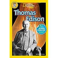 National Geographic Readers: Thomas Edison (Readers Bios)