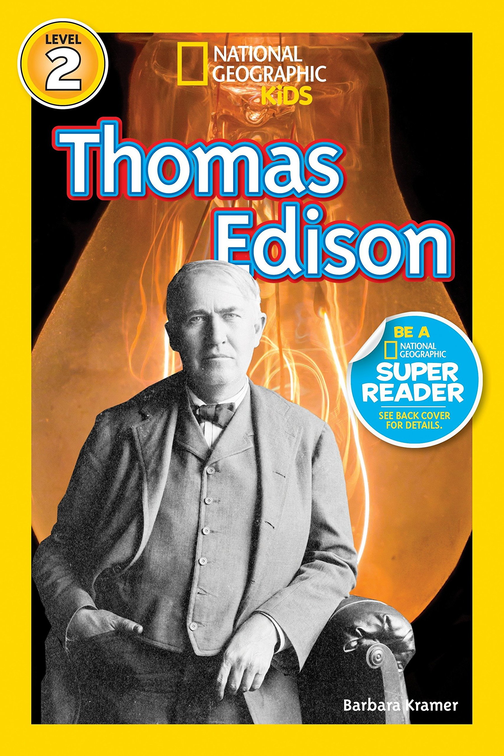 Thomas Edison (National Geographic Readers Level 2)