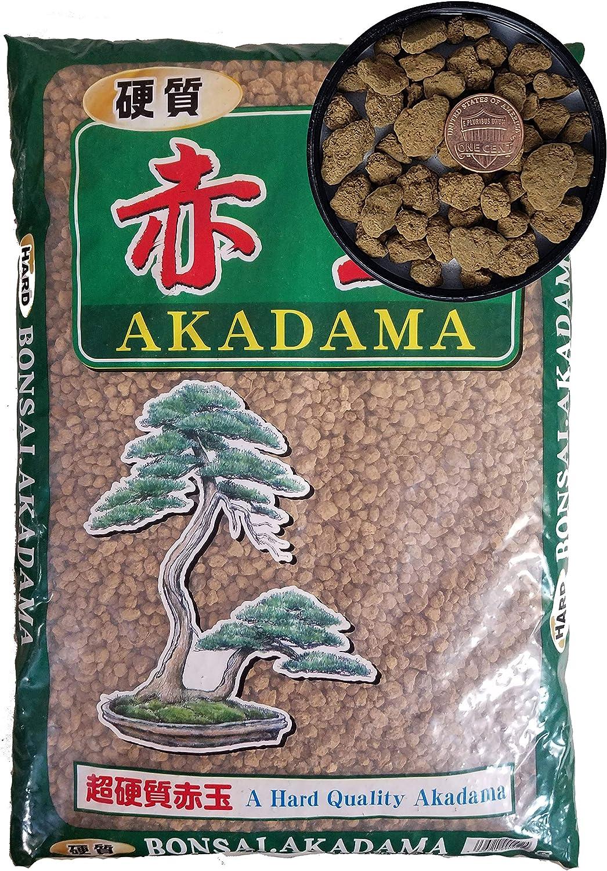 Bonsai Soil Hard Quality Ibaraki Akadama Size Medium2 POUND
