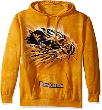 4b73c7962a0 The Mountain Men s West Virginia U Wv Bt Helm Yw-Adult Hoodie Sweatshirt   Amazon.in  Clothing   Accessories