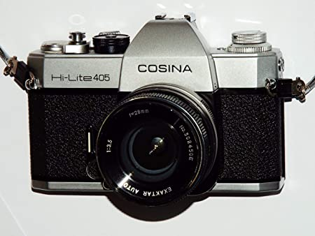 FOTOTECHNIK BY LLL Cosina Hi-Lite 405 Incluye Lente Exakta Auto 1 ...