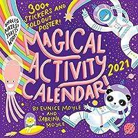 Image for Magical Activity Wall Calendar 2021