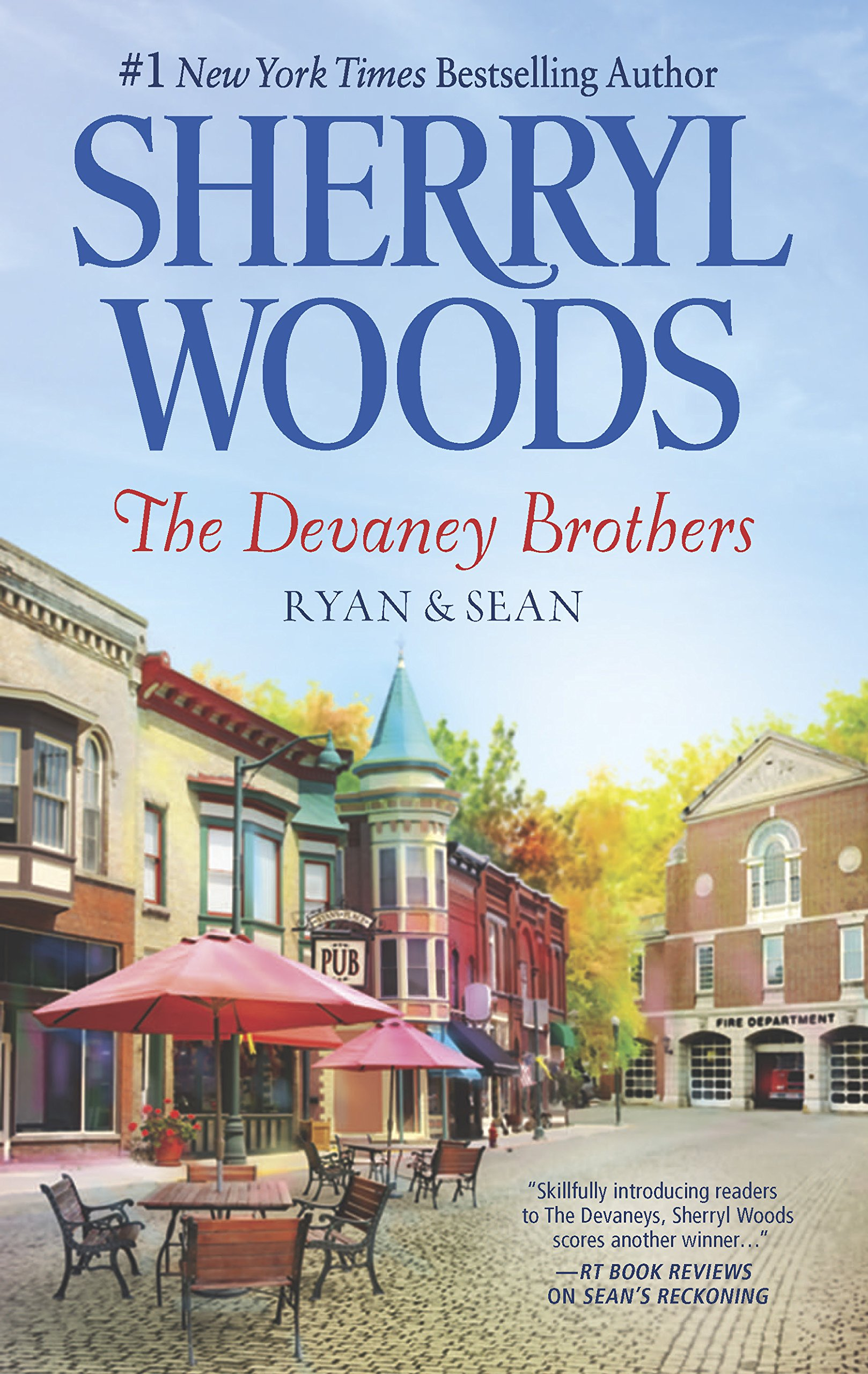 The Devaney Brothers: Ryan and Sean (The Devaneys) ebook