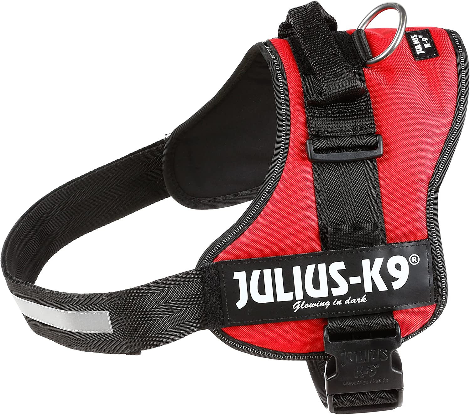 Julius-K9, Talla 3, 82-118 cm, Rojo: Amazon.es: Productos para ...