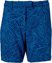 Lady Hagen Womens Paradise Found Zebra Golf Shorts