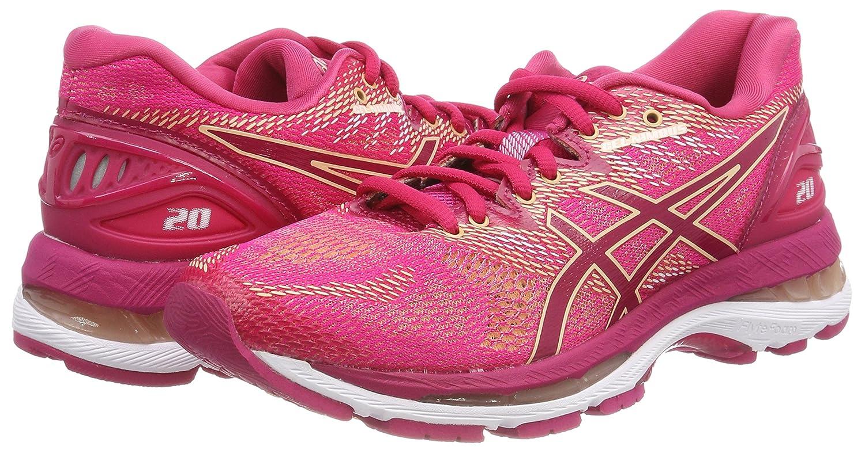 Asics Damen Gel-Nimbus 20 Laufschuhe, Laufschuhe, Laufschuhe, Pink (Bright Rose/Bright Rose/Apricot Ice 2121) 43e1c0