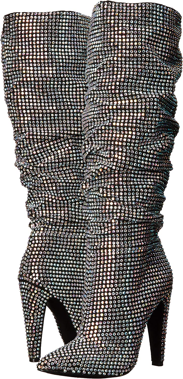 Steve Madden Women/'s Crushing Slouch Boot