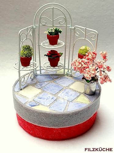 Blumen Garten Geldgeschenk Verpacken Amazonde Handmade