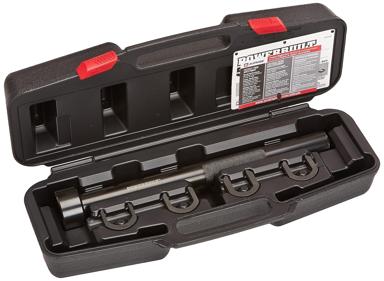 Powerbuilt Alltrade 648607 Kit 26 Inner Tie Rod Remover Tool Set