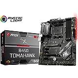 MSI B450 TOMAHAWK (Socket AM4/B450/DDR4/S-ATA 600/ATX)