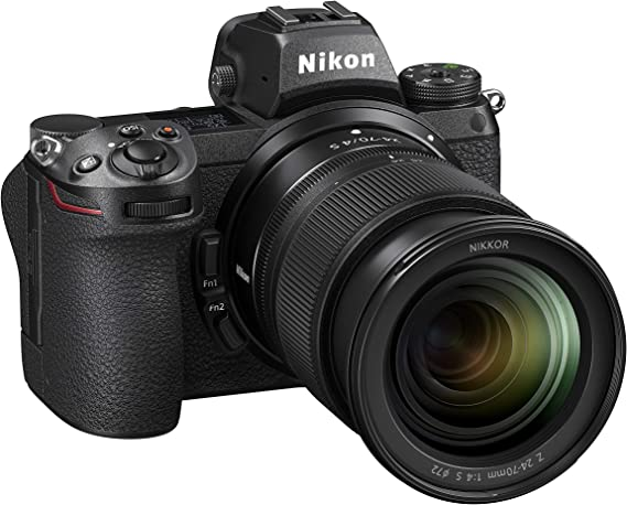 Nikon Z 7ii Spiegellose Vollformat Kamera Mit Nikon Z Kamera