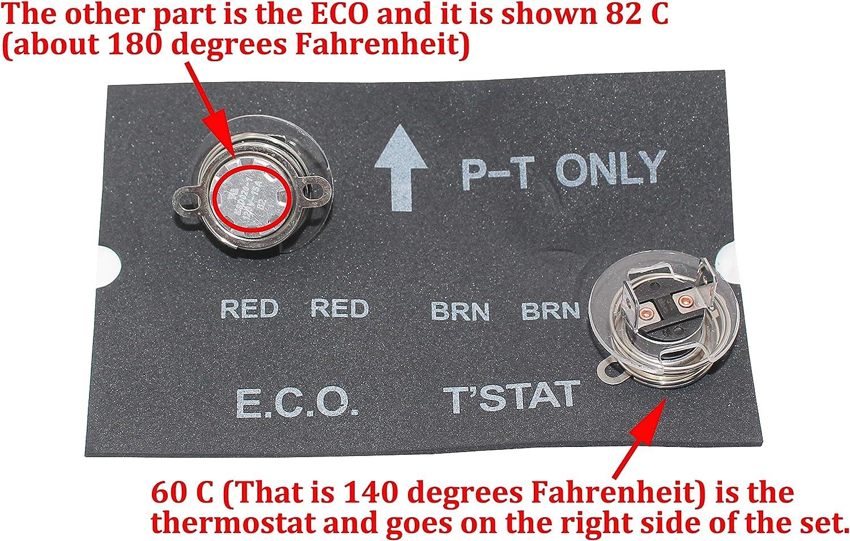 Atwood spark /& sensor electrode for models G10-3E GC10-1E GC10-2E GH10-2E G6A-2E