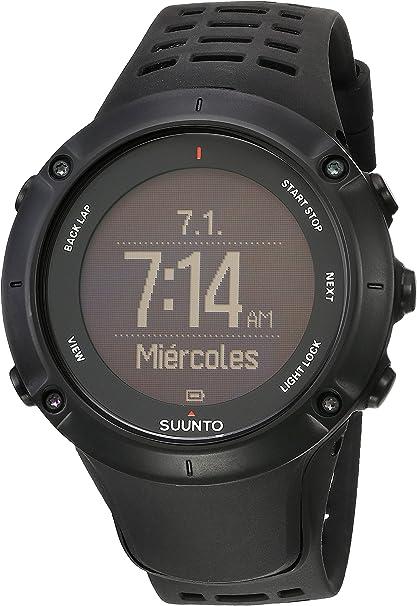 Die Suunto Ambit3 Peak Sapphire (HR) GPS-Uhr im Test
