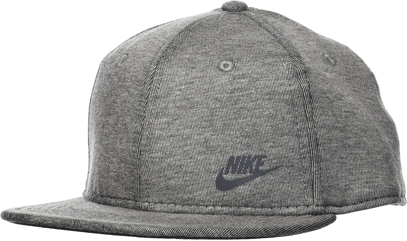 Nike Tech Pack True YTH Gorra, Niños, Gris (Carbon Heather Black ...