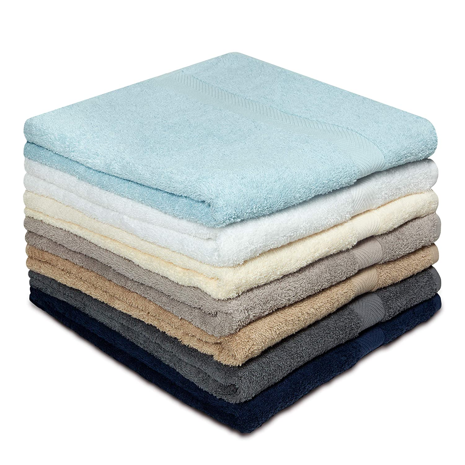 Cotton Craft – Quick Dry Bath Towel Set
