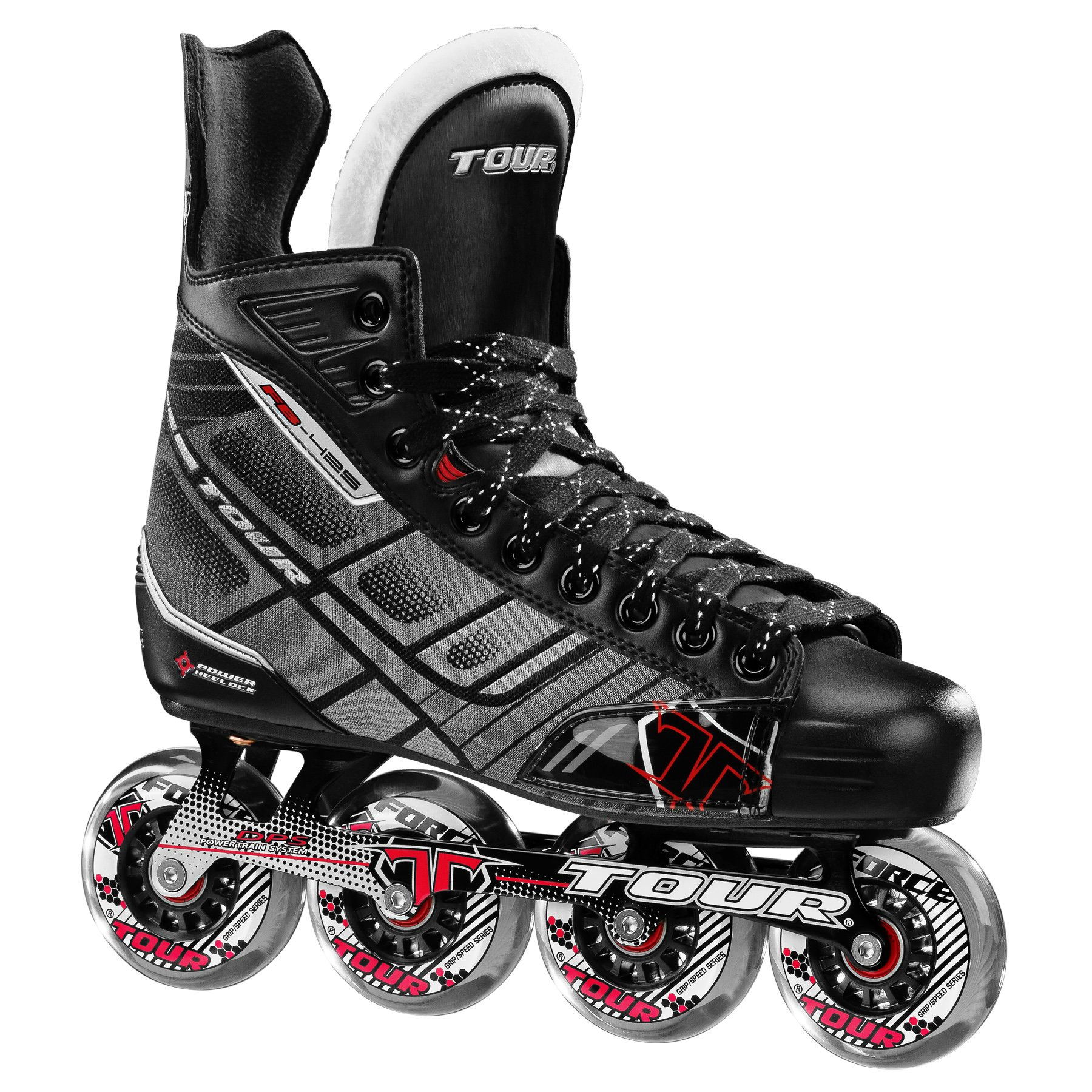 Tour Hockey 63TA-03 BONELITE 425 Inline Hockey Skate by Tour Hockey