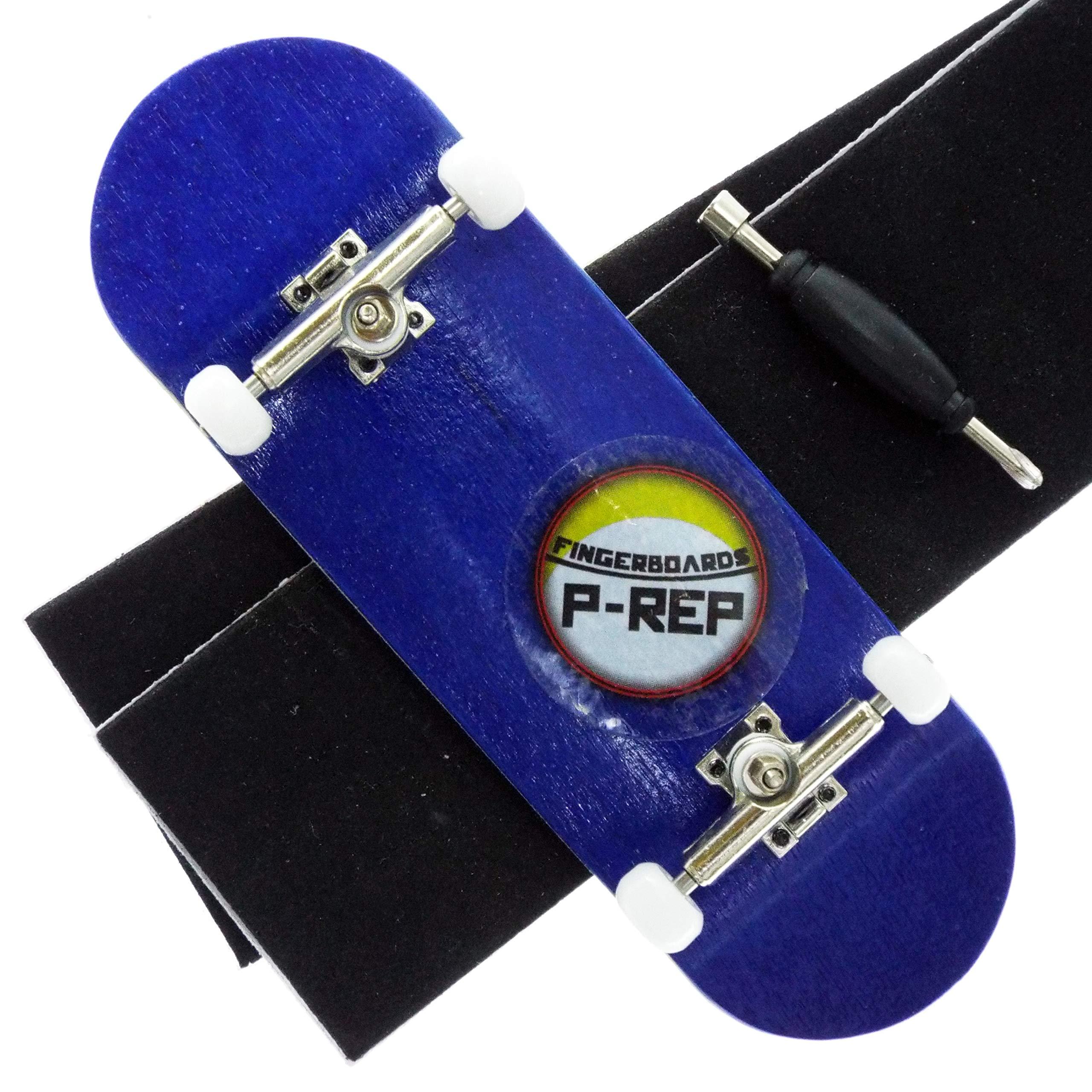 Blue Chrome P-REP 32mm Advanced Hardware Pack