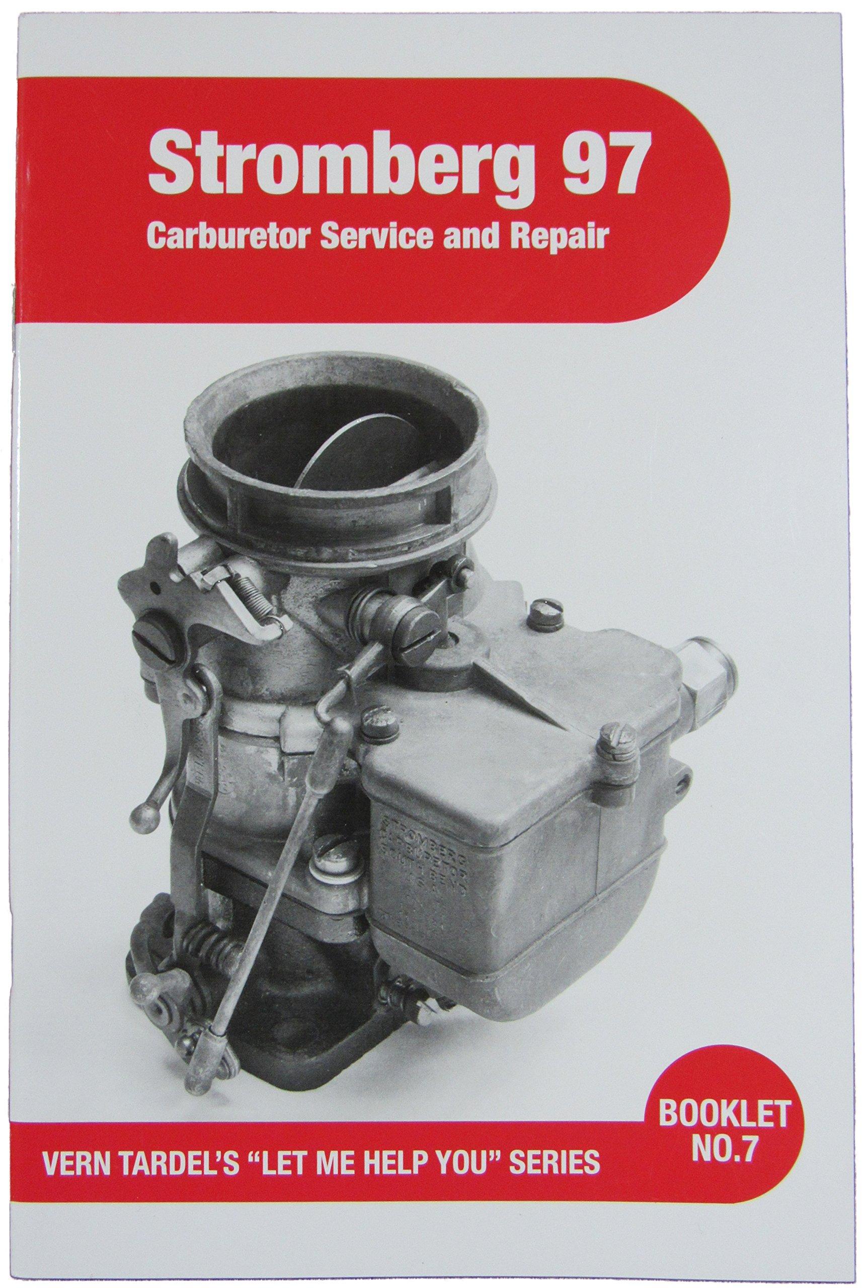 Stromberg 97: Carburetor Service and Repair: Vern Tardel: 0858817005523:  Amazon.com: Books