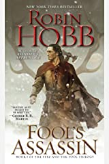 Fool's Assassin: Book I of the Fitz and the Fool Trilogy Kindle Edition