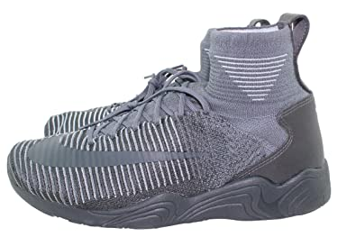 f6713bf6e Image Unavailable. Image not available for. Color  Nike Zoom Mercurial  Flyknit Mens Dark Grey 844626-002 ...