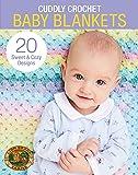 Cuddly Crochet Baby Blankets-20 Sweet & Cozy Designs
