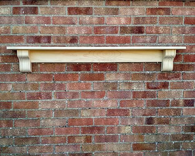 Wooden mantel piece uk